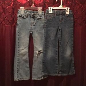 Other - 2 pair of girls play jeans